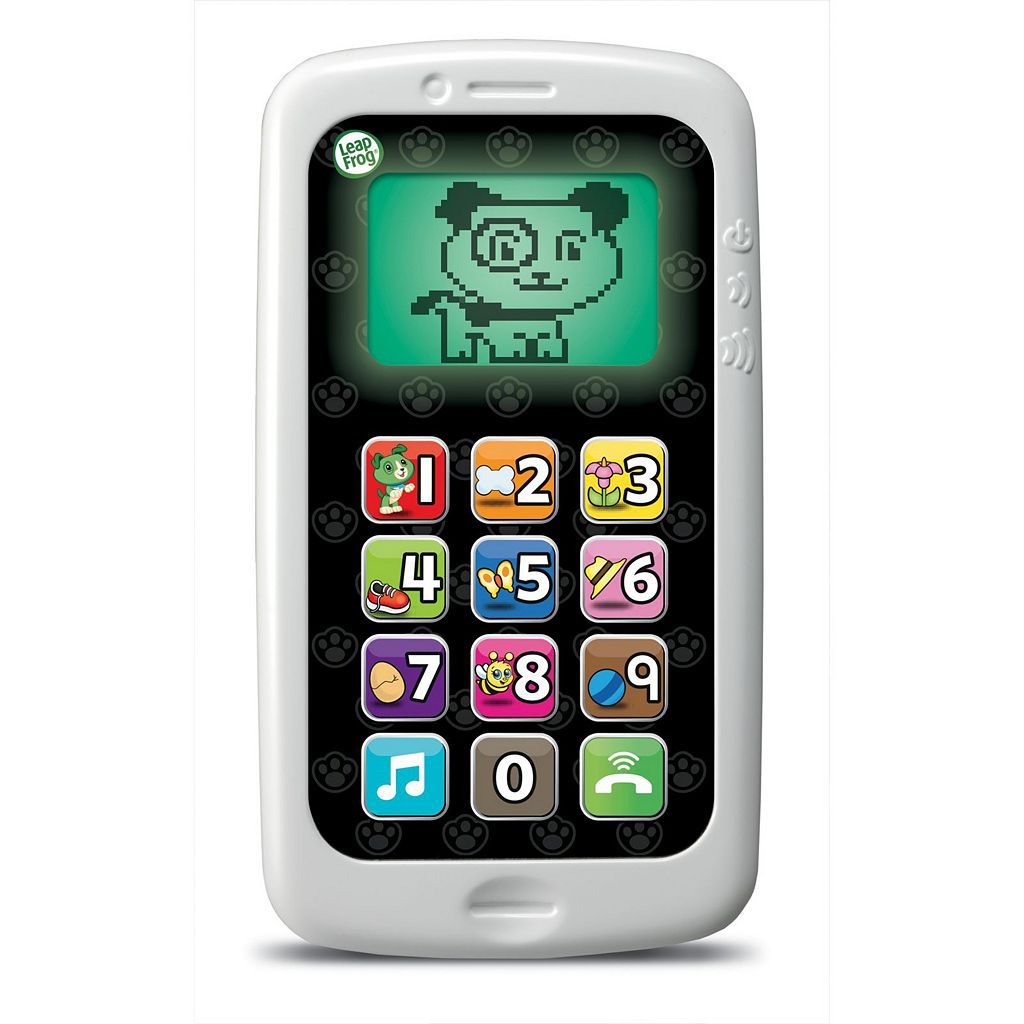 LeapFrog Chat & Count Smart Phone - Green