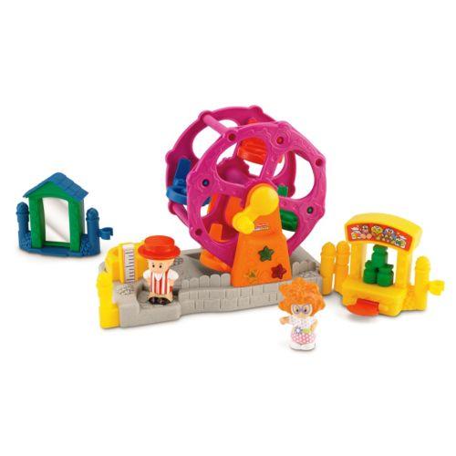 Fisher-Price Little People Amusement Park Set