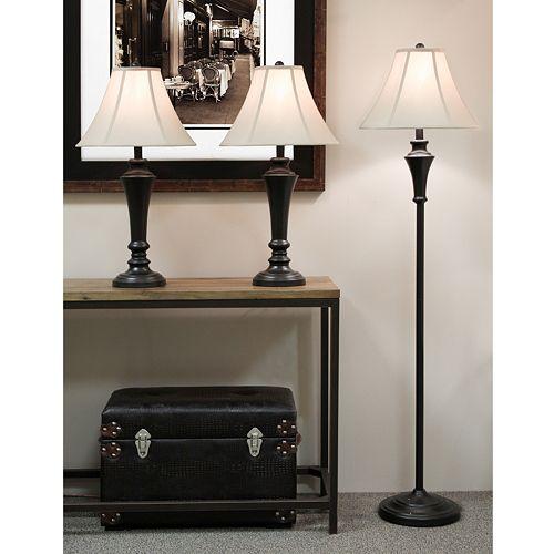 3-pc. Lamp Set