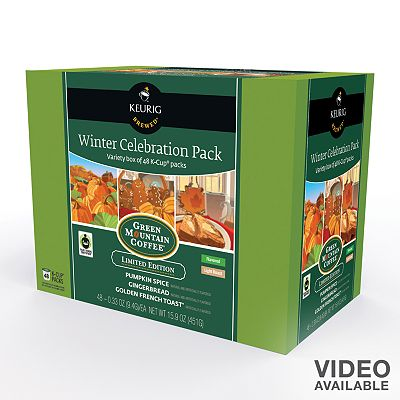48-Pack Green Mountain Coffee