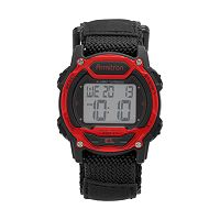 Armitron Women's Instalite Digital Chronograph Sport Watch - 45/7004RED