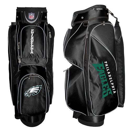 lowest price 1f6fe ff021 Philadelphia Eagles Golf Cart Bag