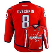Reebok Washington Capitals Alexander Ovechkin NHL Jersey - Boys 8-20