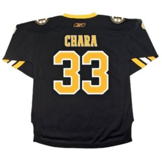 Boys 8-20 Reebok Boston Bruins Zdeno Chara Jersey
