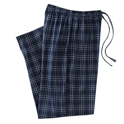 Croft and Barrow Plaid Lounge Pants