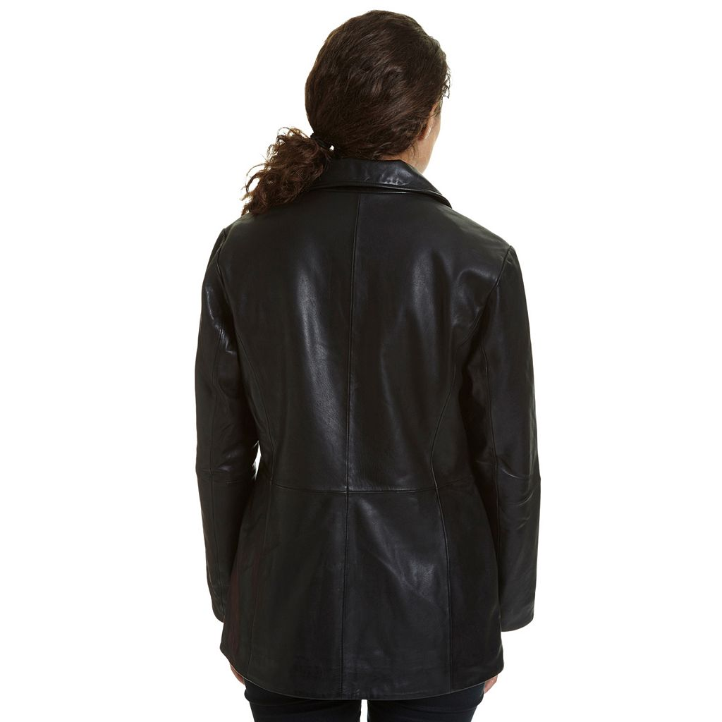 Women's Excelled Leather Jacket