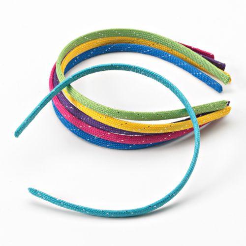Hanover Accessories 6-pk. Headbands