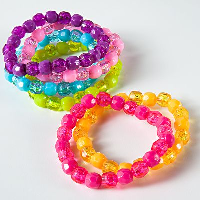 Hanover Accessories 6-pk. Beaded Bracelets - Kids