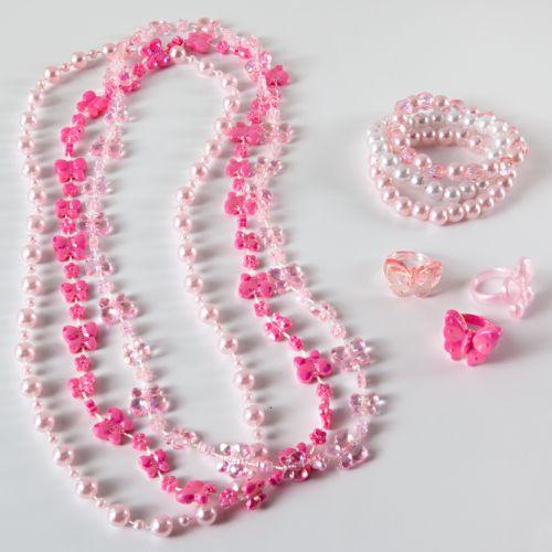 Fantasia 9-pc. Butterfly Jewelry Set - Kids