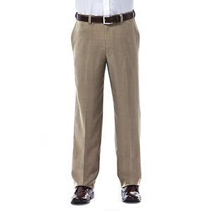 496b739b7b0 Men s Haggar® Cool 18® PRO Classic-Fit Wrinkle-Free Flat-Front ...