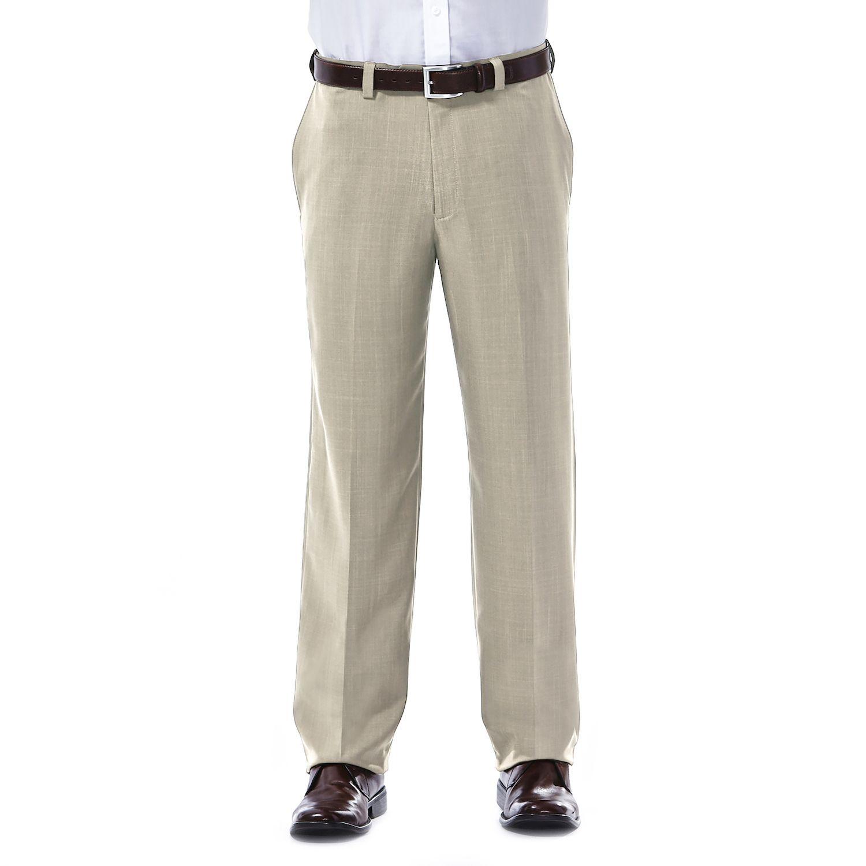 White Mens Dress Pants
