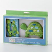 CoCaLo Baby Turtle Reef Nightlight and Switch Plate