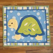 CoCaLo Baby Turtle Reef Rug