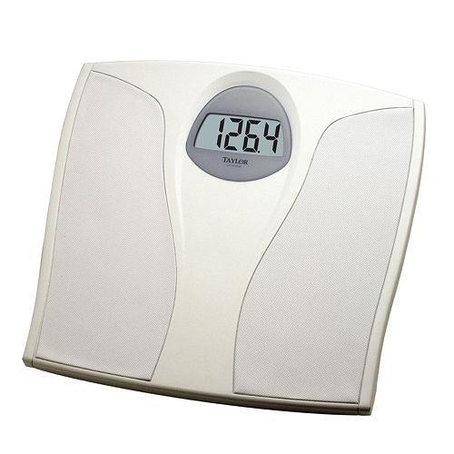 Taylor Lithium Digital Bathroom Scale