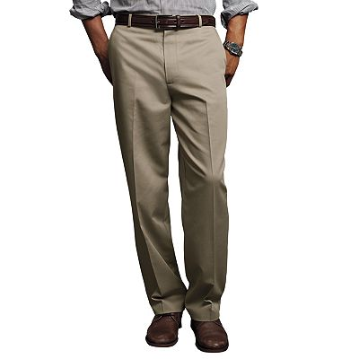 Dockers Iron-Free Classic-Fit Flat-Front Pants