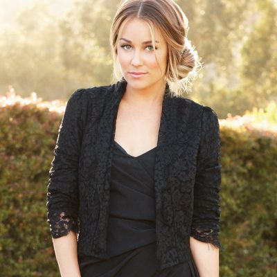 LC Lauren Conrad Lace Jacket