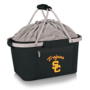 USC Trojans Insulated Picnic Basket