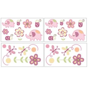 CoCaLo Baby Zurie Wall Appliques