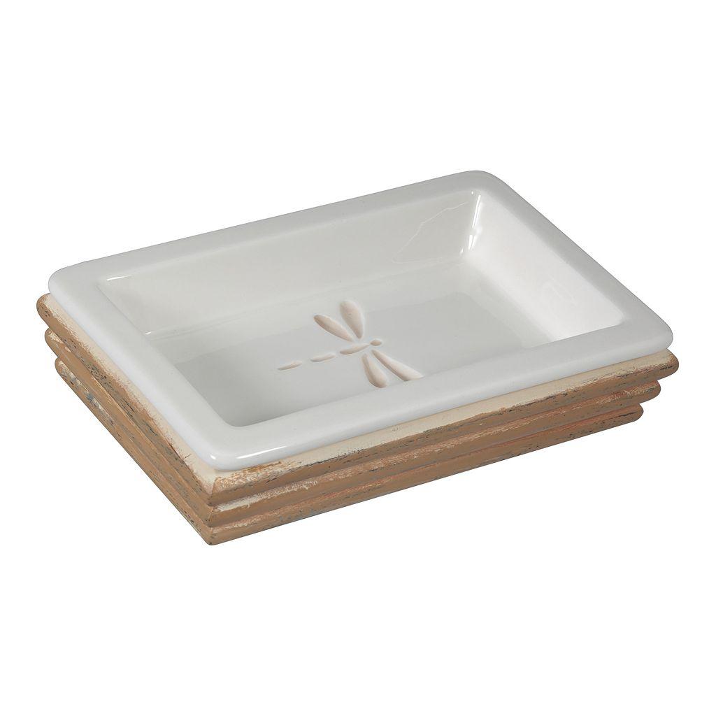 Creative Bath Dragonfly Soap Dish