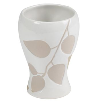 Creative Bath Shadow Leaves Tumbler