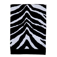 Creative Bath Zebra Bath Towel