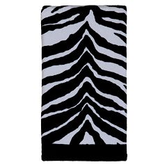 Creative Bath Zebra Hand Towel