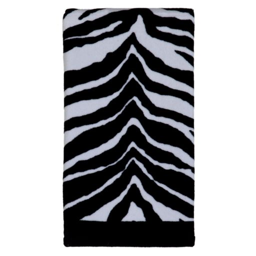 Creative Bath Zebra Hand Towel