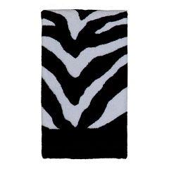 Creative Bath Zebra Wash Towel