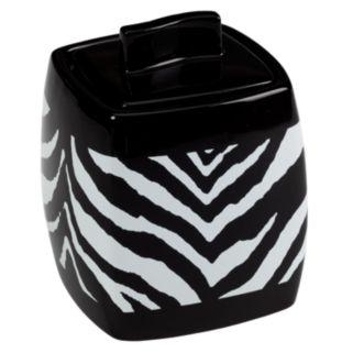 Creative Bath Zebra Jar
