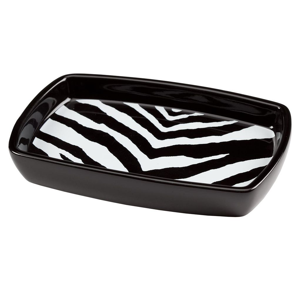 Creative Bath Zebra Soap Dish