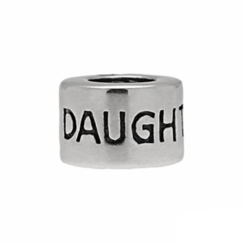 Individuality Beads Sterling Silver Daughter Bead
