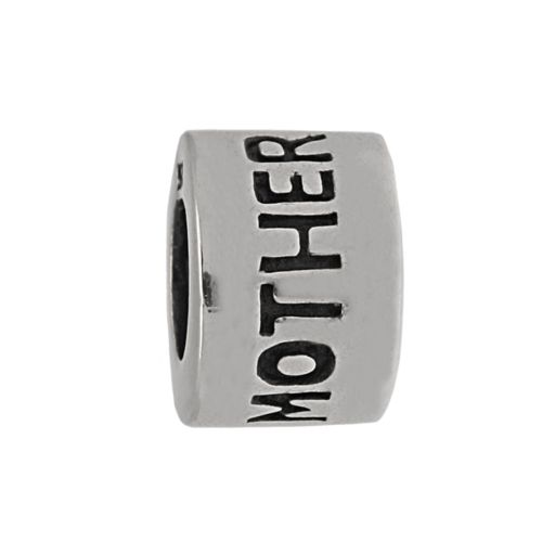 Individuality Beads Sterling Silver Mother Bead