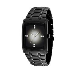 Armitron Men's Crystal Stainless Steel Watch - 20/4507DGTI