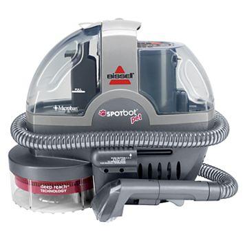 BISSELL Spot Bot® Pet Portable Carpet Cleaner