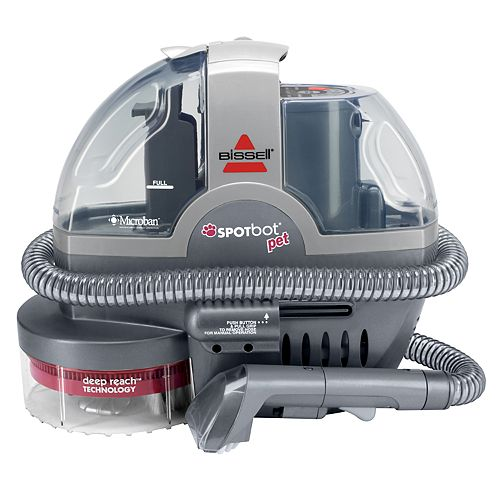 BISSELL Spot Bot® Pet Portable Carpet Cleaner