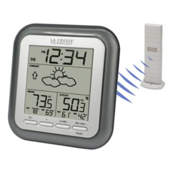 La Crosse Technology Forecast Icons Wireless Weather Station