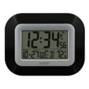 La Crosse Technology Digital Atomic Wall Clock