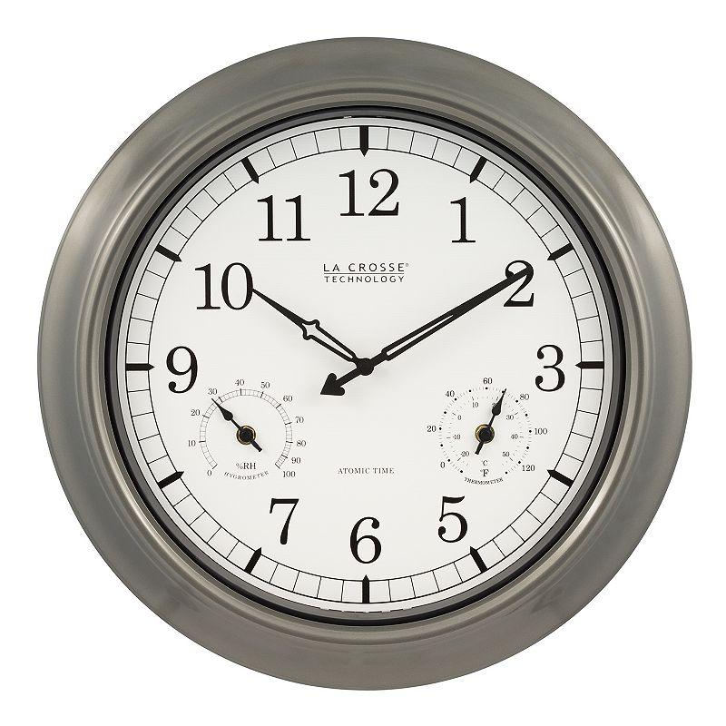 outdoor clocks patio clocks outdoor wall clocks