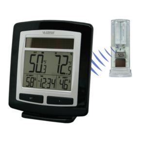 La Crosse Technology Solar-Powered Wireless Weather Station