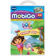 Dora the Explorer MobiGo Cartridge by VTech