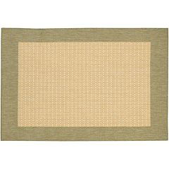 Couristan® Checkered Field Rug - 24'' x 43''