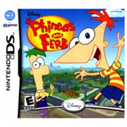 Nintendo DS Phineas and Ferb