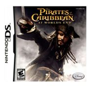 Nintendo DS Pirates of The Caribbean At World's End