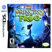 Nintendo DS Disney The Princess and the Frog
