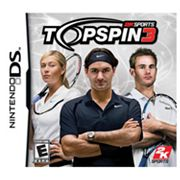 Nintendo DS Top Spin 3