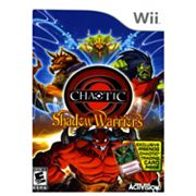 Nintendo Wii Chaotic Shadow Warriors