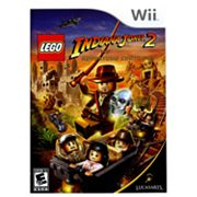 Nintendo Wii LEGO Indiana Jones 2: The Adventure Continues