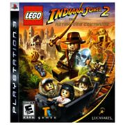 PlayStation 3 LEGO Indiana Jones 2 The Adventure Continues