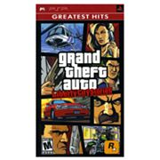 Sony PSP Grand Theft Auto Liberty City Stories
