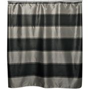 Famous Home Fashions Lattice Fabric Shower Curtain